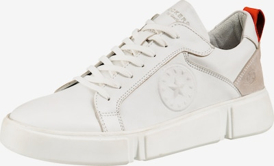 Dockers by Gerli Sneaker in braun / weiß, Produktansicht