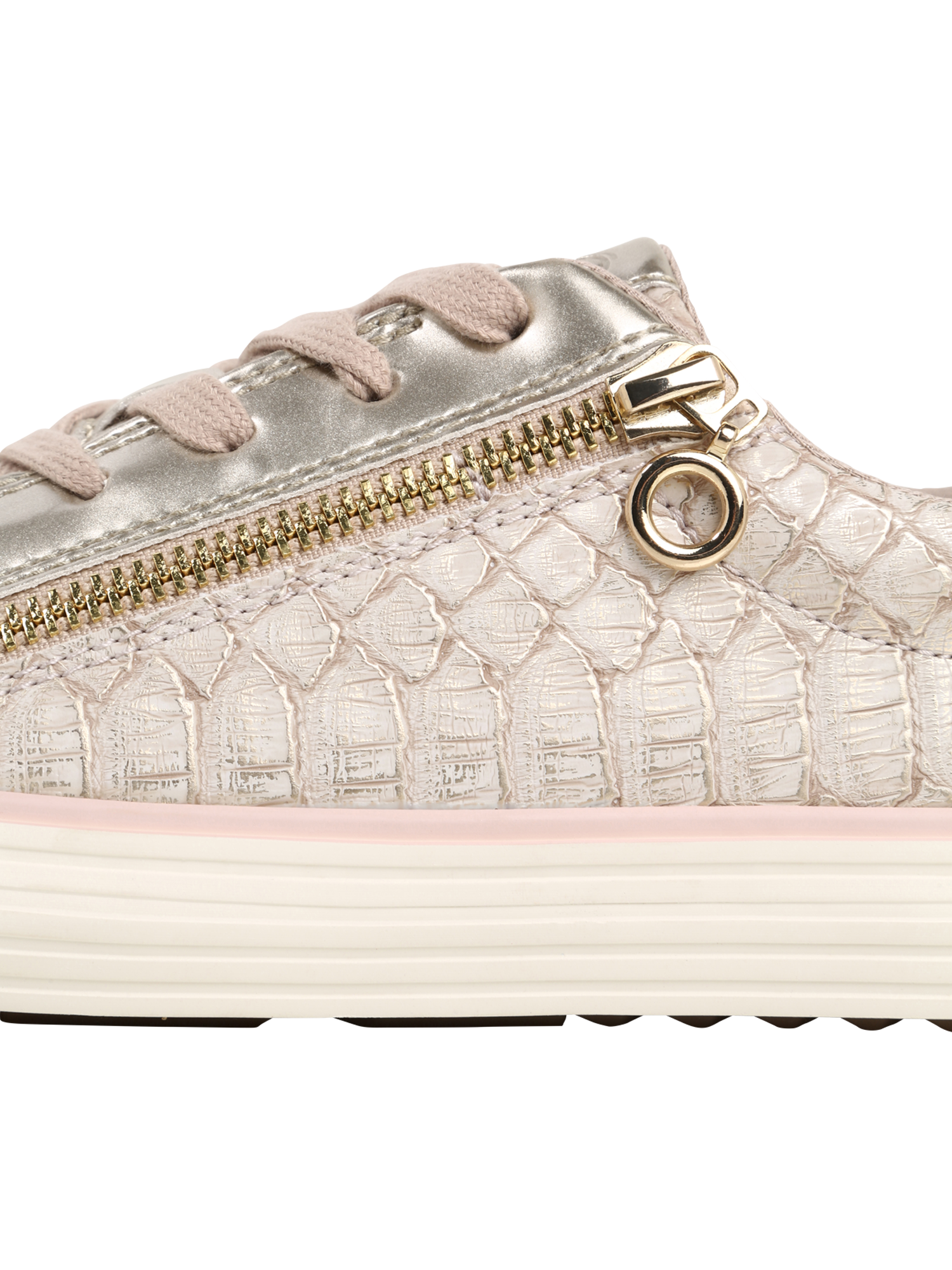 s.Oliver Sneakers laag in Rosa / Zilver hNujhOhH