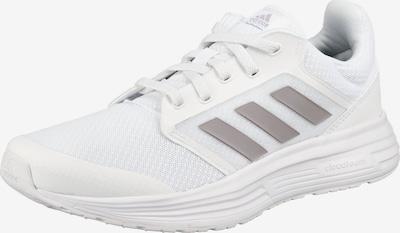 ADIDAS PERFORMANCE Laufschuhe 'GALAXY 5' in weiß, Produktansicht