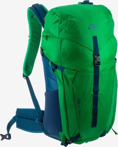 MCKINLEY Wanderrucksack 'Wander-Rucksack Lynx VT 28' in blau / grün, Produktansicht