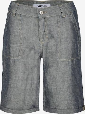 Angels Kurze Jeans 'Gianna Worker' in Grau
