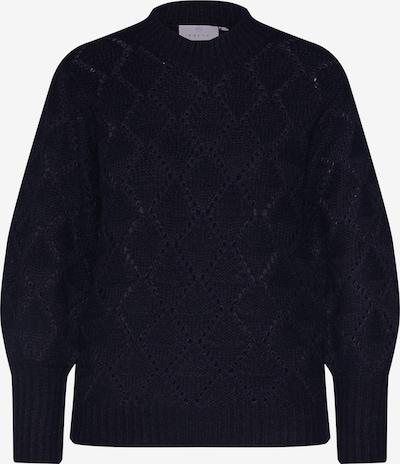 Megztinis 'Joanna' iš Kaffe , spalva - juoda: Vaizdas iš priekio