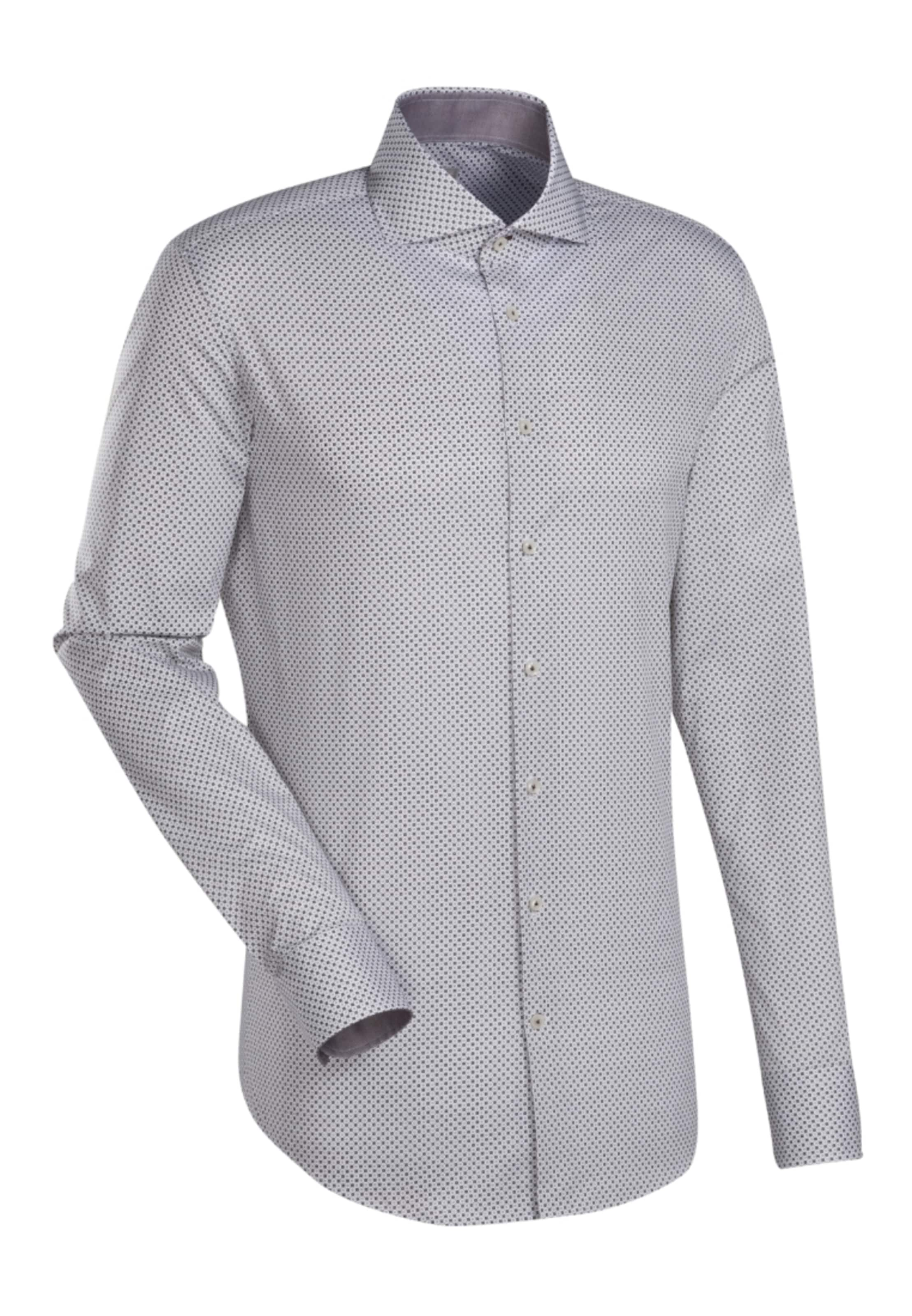 Fit' Jacques Braun hemd In Britt City 'custom rdCexBo