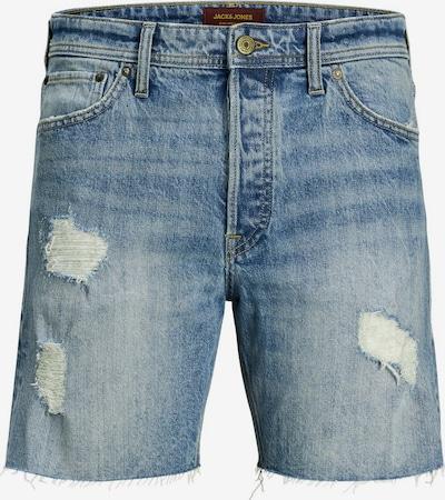 JACK & JONES Shorts in blue denim, Produktansicht