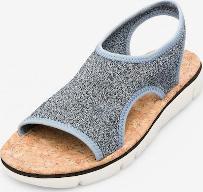 CAMPER Sandalen ' Oruga ' in mischfarben, Produktansicht
