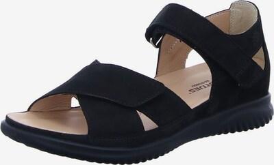 Hartjes Sandale in schwarz, Produktansicht