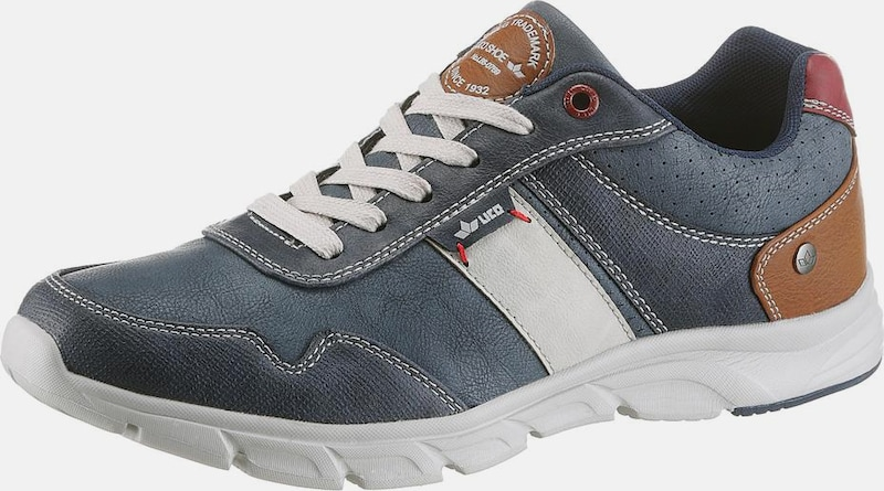 LICO Sneaker Newport Verschleißfeste billige Schuhe