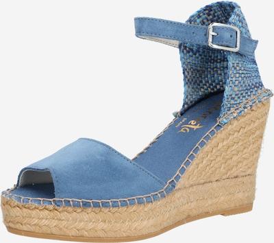 Vidorreta Sandale in blau, Produktansicht