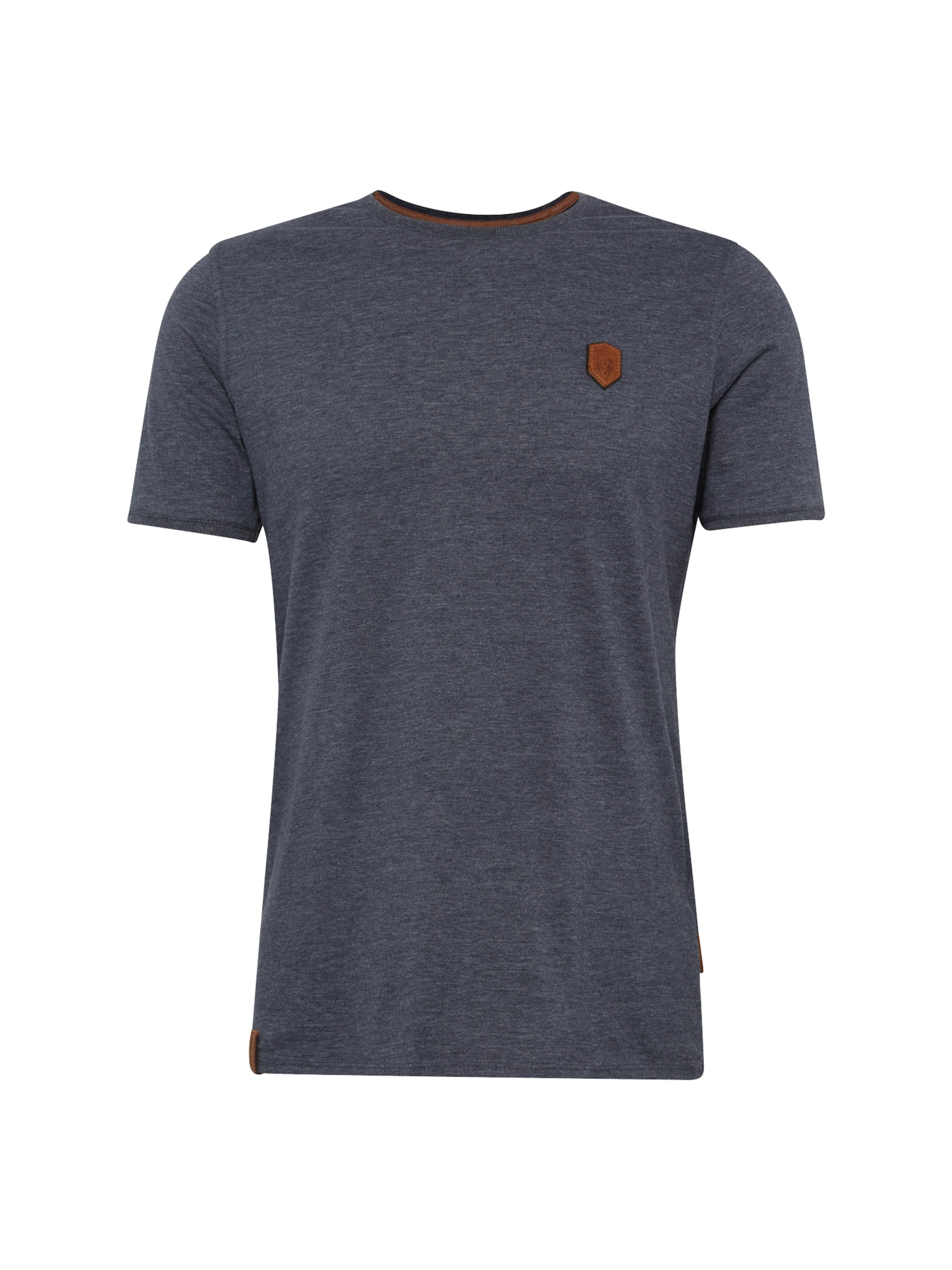 Naketano shirt T 'italienischer In Hengst' Taubenblau tsrhCdQ
