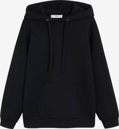 MANGO Sweatshirt nuneo6 in schwarz, Produktansicht
