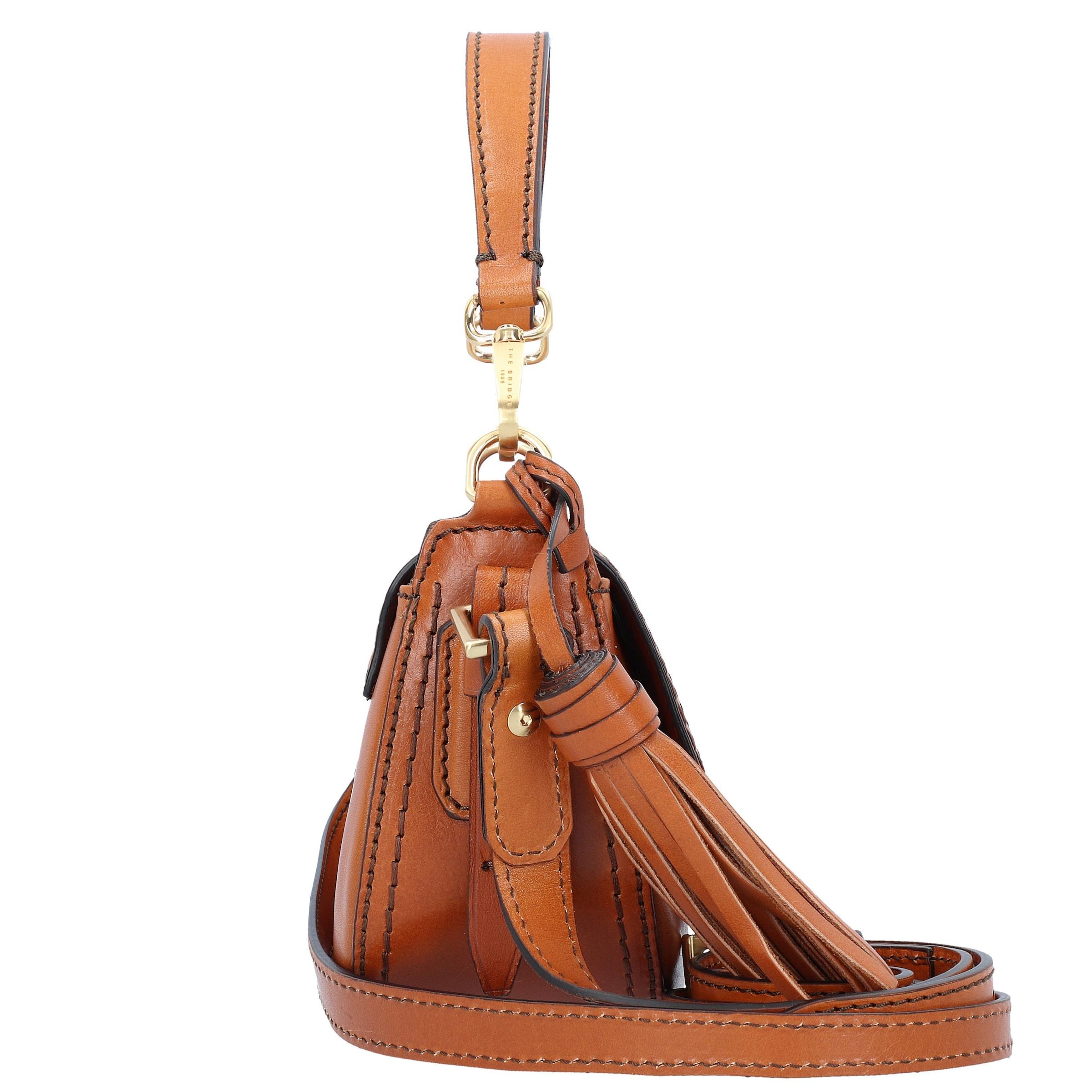 The 'salinger Sacs Bridge À Mini Cognac Main Bag' En Yf7Igmb6yv