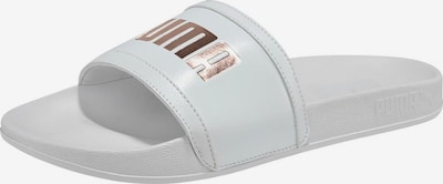 PUMA Sandale 'Leadcat FTR' in rosegold / weiß, Produktansicht