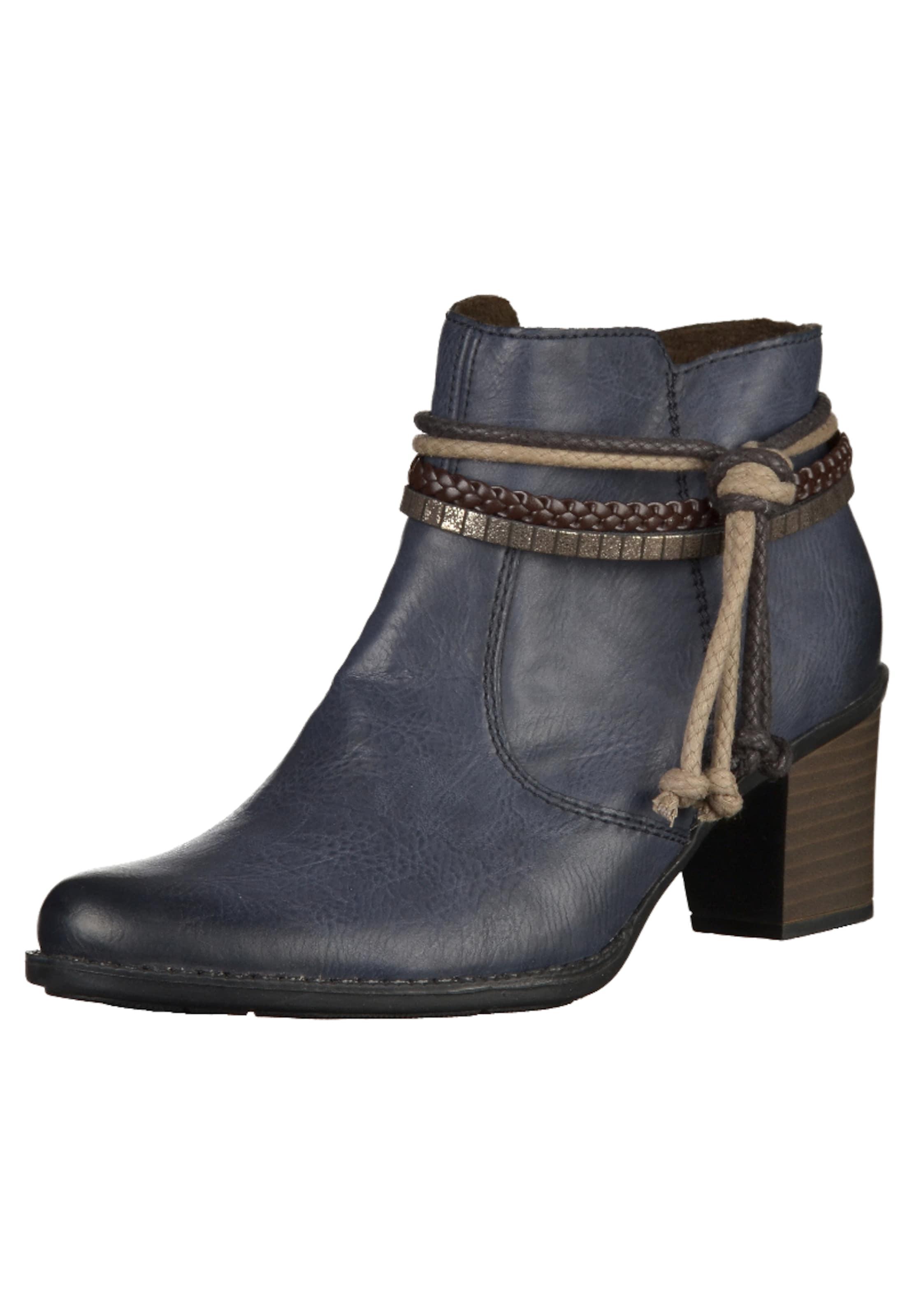 RIEKER langlebige Stiefelette Günstige und langlebige RIEKER Schuhe 83a424