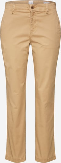 GAP Pantalon chino 'GIRLFRIEND' en noisette, Vue avec produit
