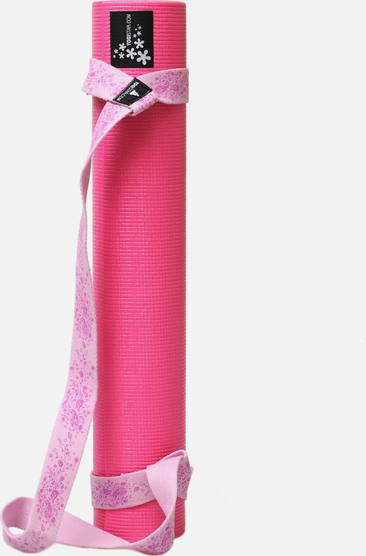 YOGISTAR.COM Yoga-set Carry in pink / rosa, Produktansicht