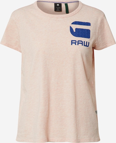 G-Star RAW Shirt 'Gyre' in pink, Produktansicht