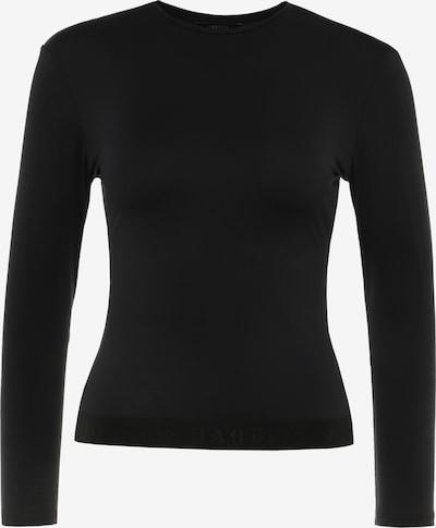 Daquïni Laufshirt 'Run' in schwarz, Produktansicht