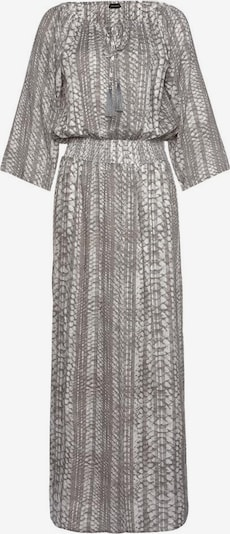 LASCANA Summer dress in grey / nature white, Item view