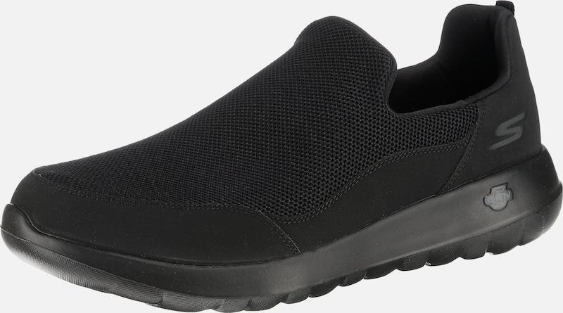SKECHERS Slipper 'GO WALK MAX PRIVY Textil Bequem, gut aussehend