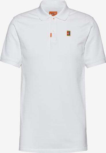NIKE Tennis Polo 'HERITAGE SLIM' in weiß, Produktansicht