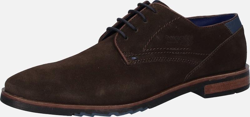Bugatti Schuhe Leder Verkaufen Sie saisonale Aktionen