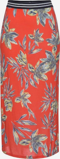 LASCANA Rok in de kleur Gemengde kleuren / Rood, Productweergave