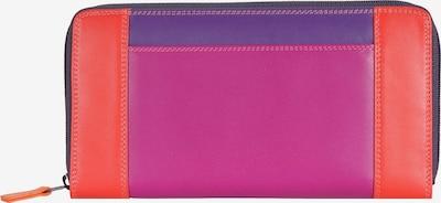 mywalit Portemonnee in de kleur Lila / Donkerlila / Lichtrood, Productweergave
