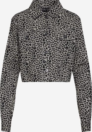 Urban Classics Jacke in braun / grau, Produktansicht