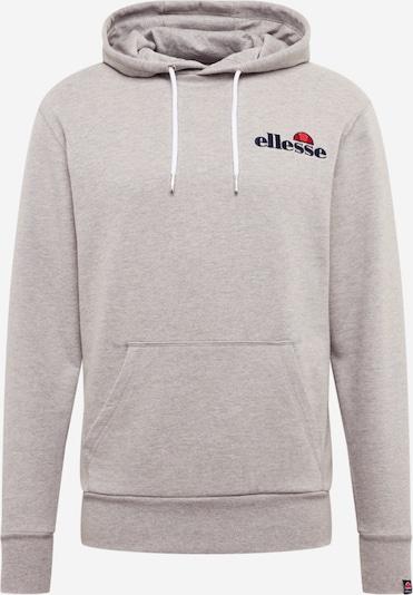 ELLESSE Sweater majica 'PRIMERO' u siva, Pregled proizvoda