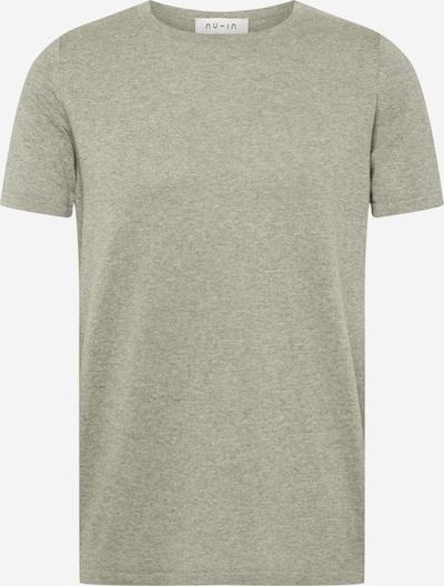 NU-IN T-Shirt in graumeliert, Produktansicht