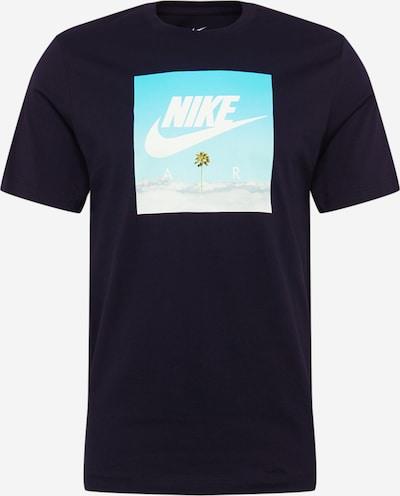 Nike Sportswear Koszulka 'M NSW PHOTO TEE' w kolorze niebieski / czarnym, Podgląd produktu