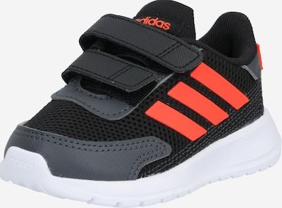 ADIDAS PERFORMANCE Sportschuh in dunkelgrau / rot / schwarz, Produktansicht