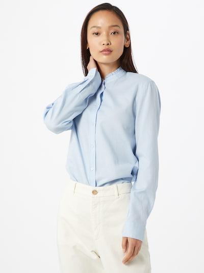 Marc O'Polo Bluza | svetlo modra barva, Prikaz modela