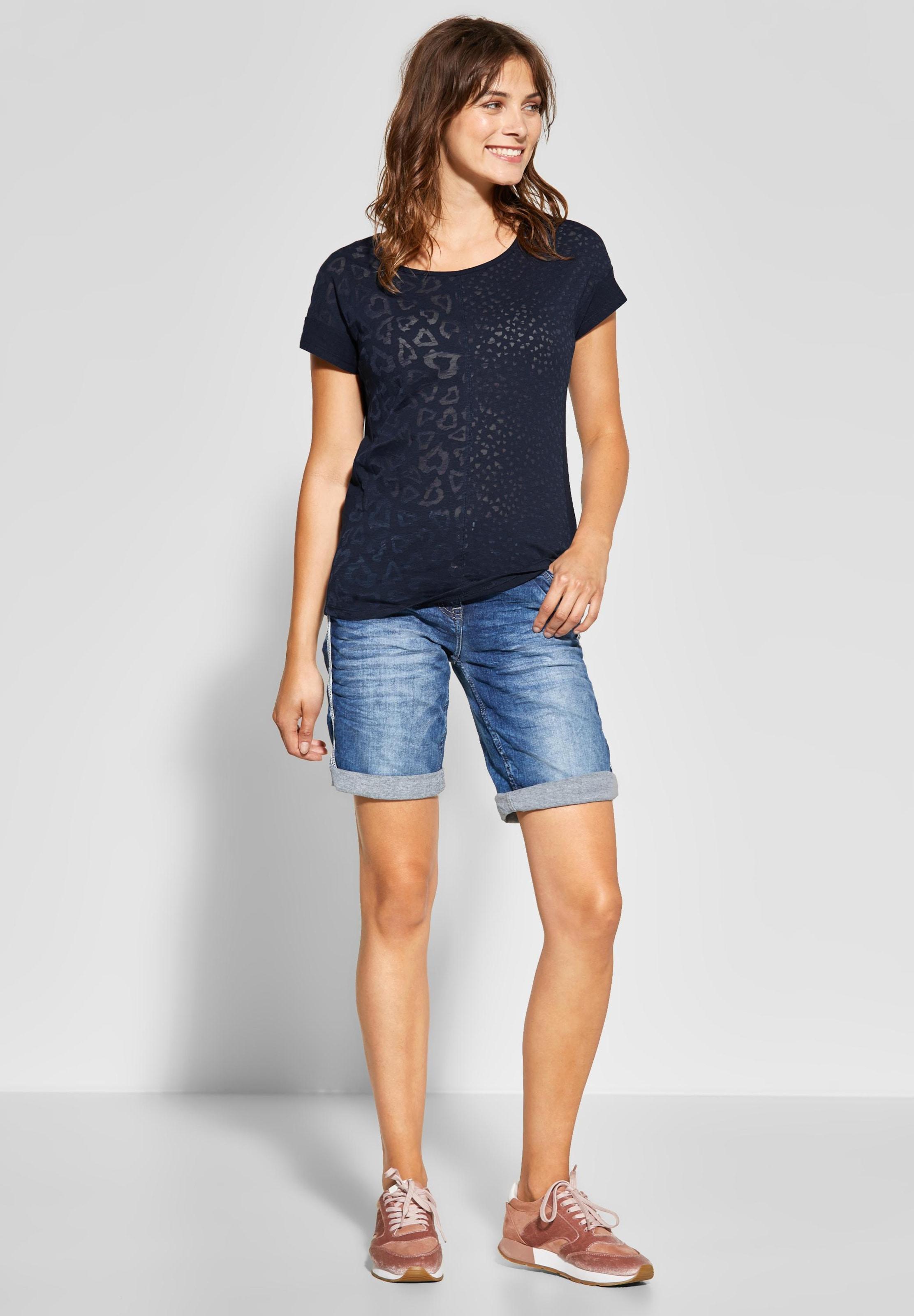 Ultramarinblau Cecil Shirt Shirt In Cecil In jR5Aq34L
