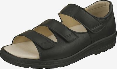 Natural Feet Sandale 'Casablanca' in schwarz, Produktansicht