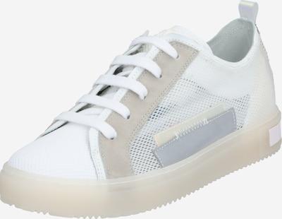 Donna Carolina Sneaker in beige: Frontalansicht
