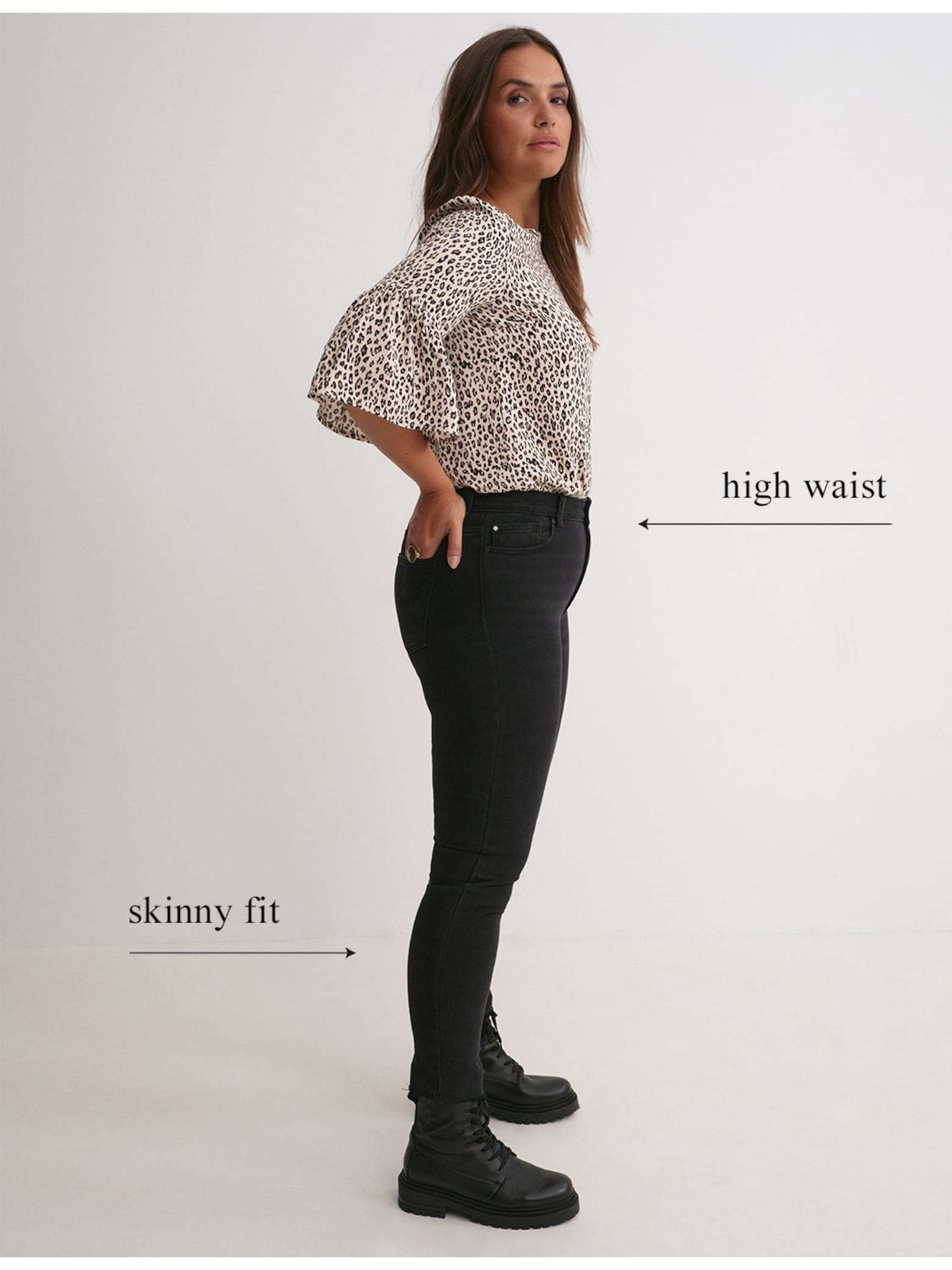 Bodytype: Tall & Curved Top 3 Jeans-Fits