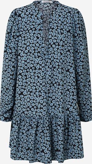 GLAMOROUS Kleid 'Dress' in blau / schwarz, Produktansicht