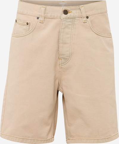 Carhartt WIP Shorts 'Newel' in beige, Produktansicht