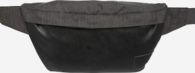 TOM TAILOR Gürteltasche 'Tino' in graumeliert / schwarz, Produktansicht