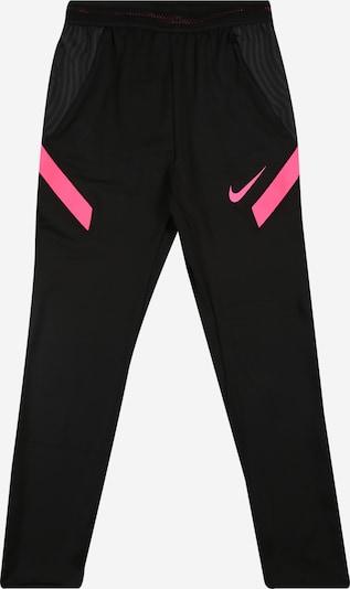 NIKE Sportovní kalhoty 'Strike' - pink / černá, Produkt