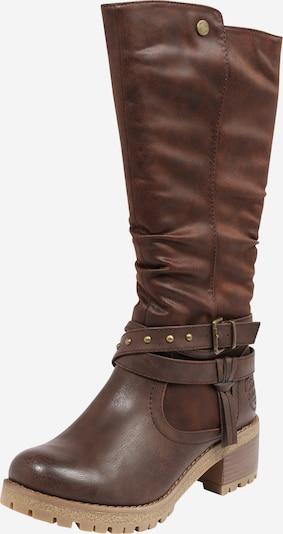 Auliniai batai su kulniuku iš Refresh , spalva - ruda, Prekių apžvalga