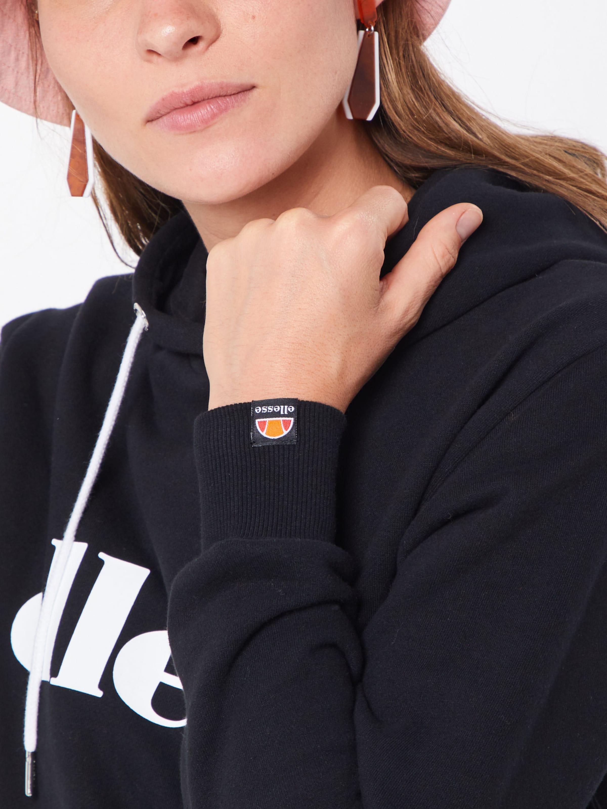 ELLESSE Sweatshirt i svart