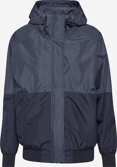 Iriedaily Jacke 'Blurred Jacket' in schwarz, Produktansicht