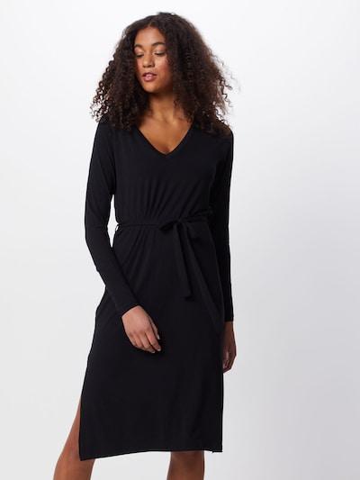 mbym Kleid 'Ryan' in schwarz, Modelansicht