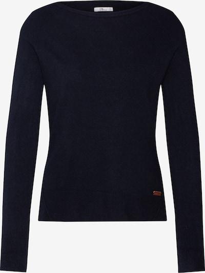 LTB Pullover 'HOGIKES' in schwarz, Produktansicht