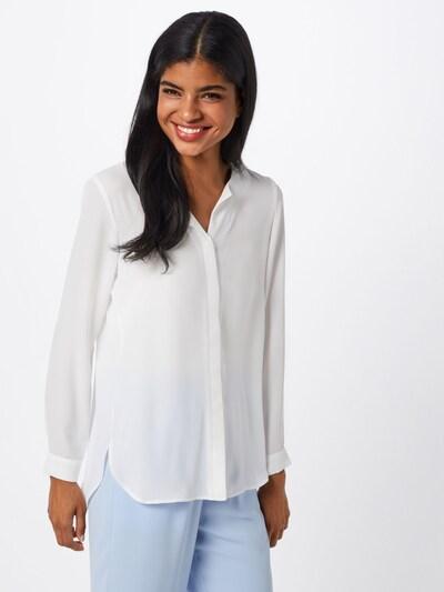 VILA Bluse in weiß, Modelansicht