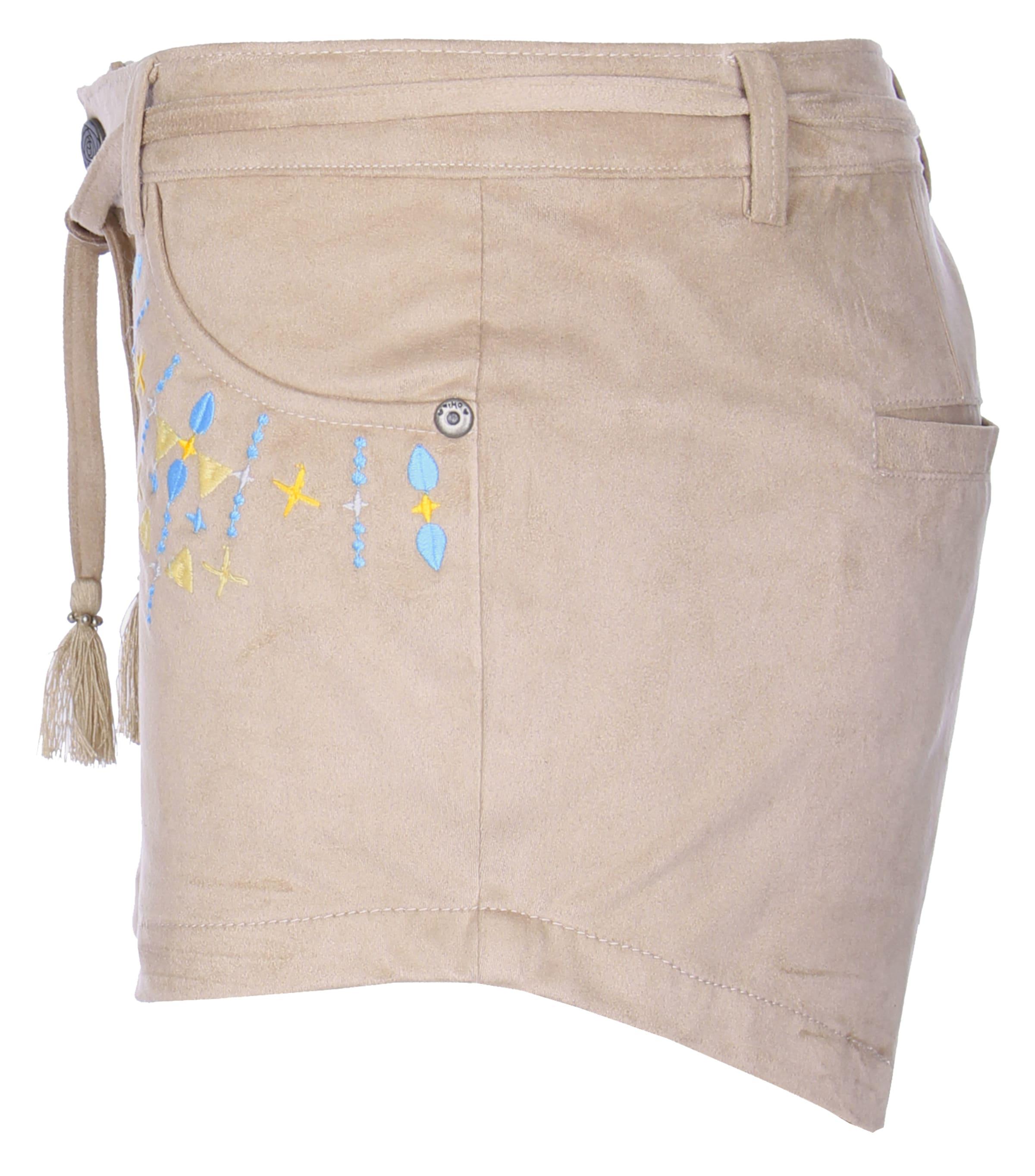 Beige In Mymo Shorts Mymo Shorts In Beige Mymo SUMVpzGq