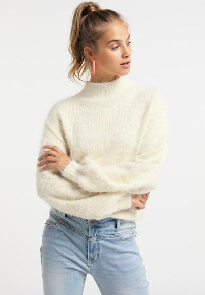 MYMO Pullover in weiß, Modelansicht