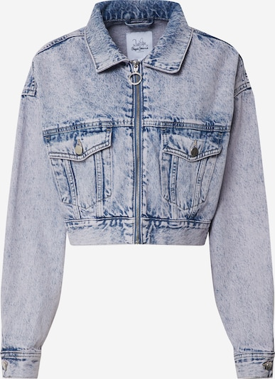 Pepe Jeans Jeansjacke 'Dua Lipa ROGUE' in blau, Produktansicht